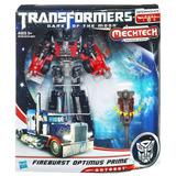 Transformers Dark Of The Moon Mechtech Voyager Fireburst