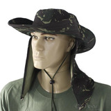Chapéu Jogá Com Proteção Camuflado