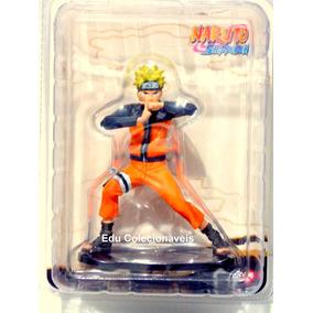 Boneco Naruto Shippuden Miniatura Figuras De Altaya Planeta