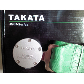 Takata Cinturones De Seguridad De 4 Puntos Takata Jdm