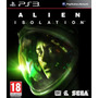 Alien Isolation Ps3 Playstation 3