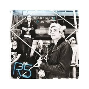 R5 Heart Made Up On You Último Cd