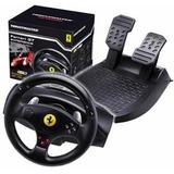 Recife!!! Novo Super Controle Volante Ferrari Para Pc Ps3!!