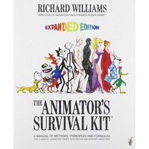 Libro The Animators Survival Kit A Manual Of Methods *sk