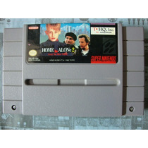 Home Alone 2 (mi Pobre Angelito 2) Snes