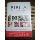 Biblia De La Vida Diaria Nvi Joyce Meyer Tapa Rustica