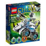 Lego Chima El Lanzador De Rocas De Rogon 8-14 Años Cod 70131