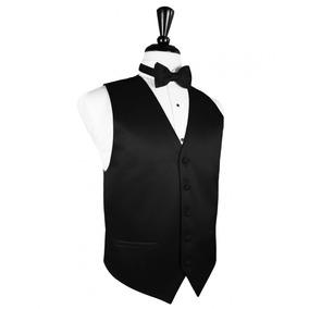Chaleco De Vestir Satinado Hombre Calidad Garantizada