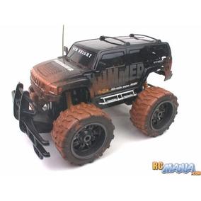 Carro De Controle Remoto Jeep E Rummer New Bright