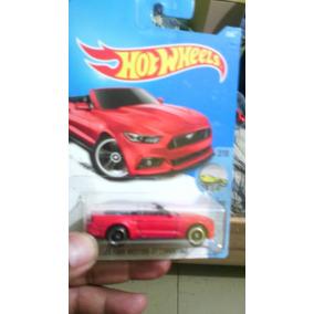 Hotwhels Mustang Llantas De Goma Custom