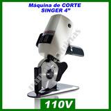 Maquina De Cortar Tecido - 950c - Singer 110volts! Nova!