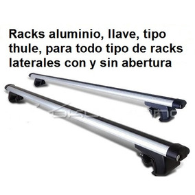 Racks Tucson Hyundai, En Aluminio, Llave, Sistema Antirobo