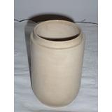 Muy Antiguo Frasco De Mermelada Ingles Ceramica 14 Cm Alto