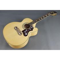 Epiphone Ej-200ce Guitarra Electrica Acustica