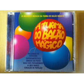 Cd Balão Mágico
