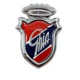 Emblema Brasão Ghia Escort/ Focus/ Del Rey- Ford