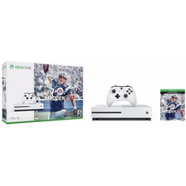 Microsoft Xbox One S Madden Consola De Juegos 1tb Hdd Blanco