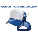 Gorras De Malla Para Sublimacion, Estampar, Bordado,sublimar