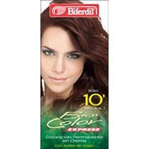 Biferdil Tintura Bio Color Express Kit N°5 Castaño Claro