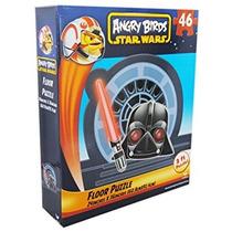 Juguete Angry Birds Star Wars 46 Pieza Del Rompecabezas De