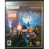 Lego Harry Potter Years 1-4 Para Ps3 Usado