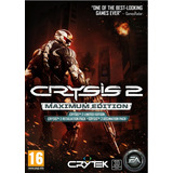 Crysis 2 Maximun Edition - Gift Card