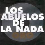 Cd Los Abuelos De La Nada-oro-original-1996