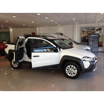 Fiat Strada Adventure Doble Cabina Anticipo 59 Mil O Usado