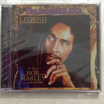 Cd Bob Marley Legend The Essential Hits Novo