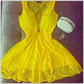 Maravilhoso Vestido Em Renda, Divino