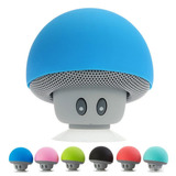 Parlante Bluetooth Mini Speaker Hongos Colores Zona Norte