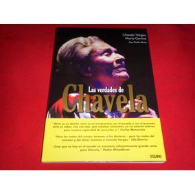 Chavela Vargas - Las Verdades De Chavela Libro De Coleccion
