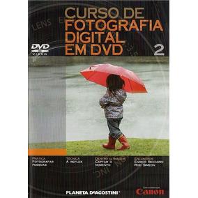 Fotografia Digital Canon Dvd 2 Gente Português Download