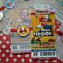 Mario Bros - Tarjeta De Invitación Personalizada