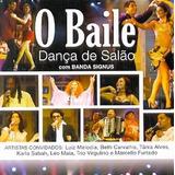 Cd Danca De Salao -c/ Karla Sabah Trio Virgulino Tania Alves