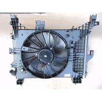 Conjunto De Radiador Condensador E Ventoinha, Renault Duster