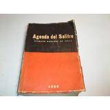 Agenda Del Salitre Nitrato Natural Chile 1956
