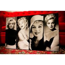 Cuadros Marilyn Monroe. Políptico. Diseño Y Decoración.