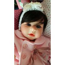 Bebe Reborn Alice Promoção Real Baby Kelly Lemos