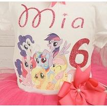 Tutus Personalizados Little Pony Equestria Girls Disfraz