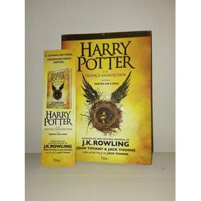 Harry Potter E A Criança Amaldiçoada - J.k.rowling