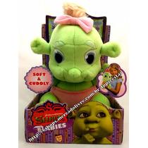 Exclusivo! Boneca Pelúcia Bebê Felicia Filha Do Ogro Shrek