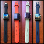 Pulseras Silicona Apple Watch! 38 Y 42mm!