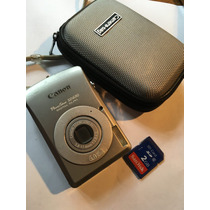 Cámara De Fotos Digital Canon Powershot Sd630 Elph Funciona
