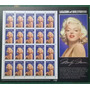 Estampillas Usa Leyendas De Hollywood: Marilyn Monroe