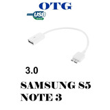 Adaptador Usb 3.0 Para Usb Otg P/ Samsung Galaxy S5 / Note 3
