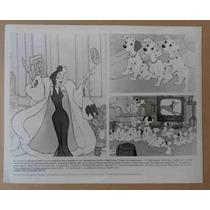 Disney Foto 18x24 Cm Promo Desenho A Guerra Dos Dálmatas