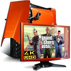 Computadoras Intel I5 7ma Gen 8 Ddr4 Hd 1tb Rx 550 4gb Gamer