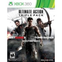 Ultimate Action Triple P Para 360 ¡sólo En Gamers!
