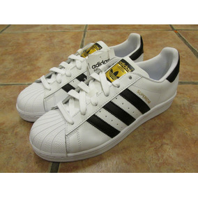 adidas Super Star Blancos 100% Originales Made En Indonesia
